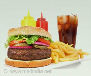 Risk of Bipolar Disorder, Depression Increases by Eating Junk Foods