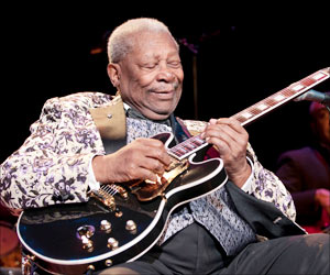 BB King, the American Blues Musician, Hospitalized for Diabetes-Related Dehydration