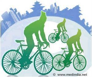 Over 100 Cyclists Hit The Road To Raise Awareness On Organ Donation in Kochi, India