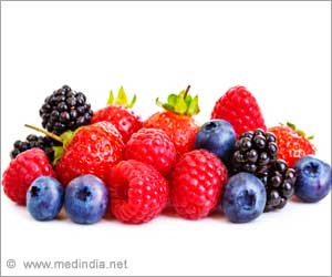 Fruits may Help Convert Excess White Fat into Calorie-Burning Fat