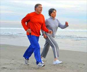 Walking, Jogging Delays Alzheimer's Disease in Older Adults