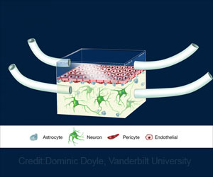 Microfluidic Device That Mimics the Blood-brain Barrier