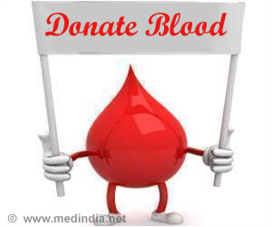 Union Health Ministry Organized Voluntary Blood Donation Camp To Tackle Blood Scarcity