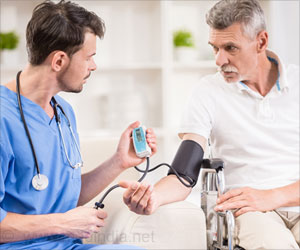 Changes in Blood Pressure Treatment Associated With Falls in Elderly