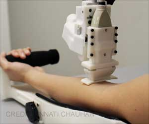 New Blood-Sampling Robot Performs Better Than Humans
