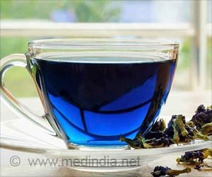 Cup of Blue Tea Can Offer Magical Health Benefits