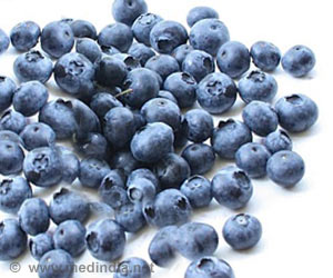 Blueberry Preferred for Taste, Not for Health