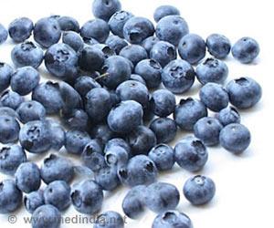 Blueberry Preferred for Taste, Not for Health
