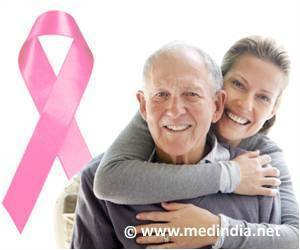 Breast Cancer More Common in Women If Father Has Cancer