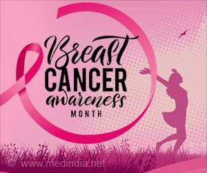 Breast Cancer Awareness Month: 'Become Involved'