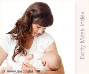 Breastfeeding can Reduce Your BMI