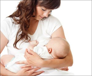 Breast Milk Contains Natural Stress Hormone
