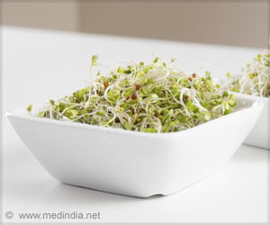 Broccoli Sprouts Retain Nutrients After High Pressure Treatment