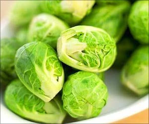 Brussels Sprout, the 'Christmas Veggie', can Help Fight Cancer