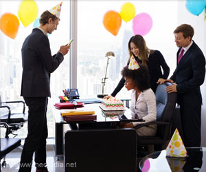 How Much Does Your Presence Pollute Office Air?