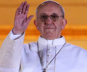 Pope Francis Strikes a Conciliatory Note Towards Gay Community