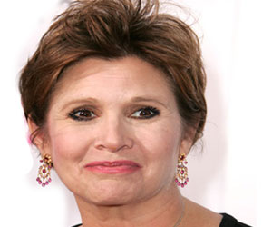 Carrie Fisher Speaks About Her Electroconvulsive Therapy