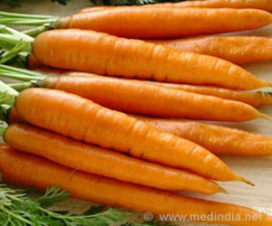 Beta Carotene may Protect Against Genetic Risk for Type 2 Diabetes