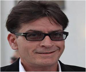 Charlie Sheen Walks for Bipolar Disorder Awareness