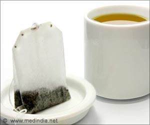 Office Teabags Contain More Germs Than a Toilet Seat