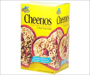 GMO-Free Cheerios Promised by General Mills