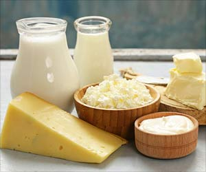 Milk, Dairy Products Help Prevent Chronic Diseases: Study