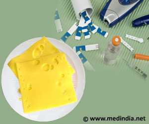 Cheese can Help Beat Diabetes