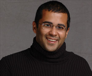 Chetan Bhagat Is Getting To The Fitness Road: 'Reeboot 100′