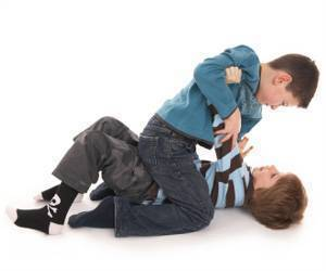 Aggression in Kids Exposed to Domestic Violence