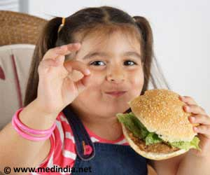 Junk Food Blamed For Early Puberty in Girls