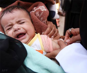 Measles Deaths Drastically Reduced, but for Crisis Zones Like Syria