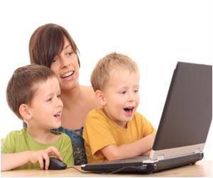 Parental Monitoring of Kids Media Use Is Beneficial: Study