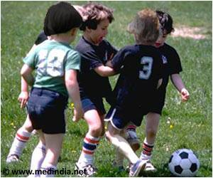 Physical Activity Encouraged in Boys Than in Girls
