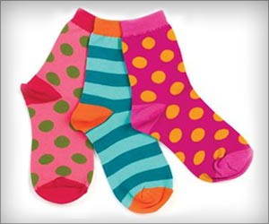 Baby Socks Contain Traces of Bisphenol A and Parabens
