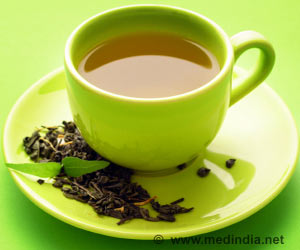 Green Tea Helps Lose Weight
