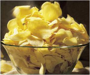 Coloured Potato Chips can Curb Overeating, Say Researchers