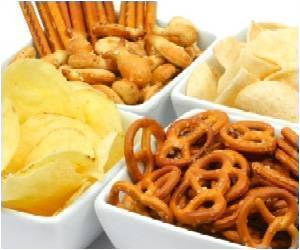 Snack Foods may Increase Cancer Risk