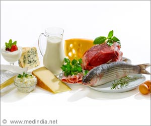 High-Methionine Diet Such as Eggs, Fish, Meat may Promote Memory Loss