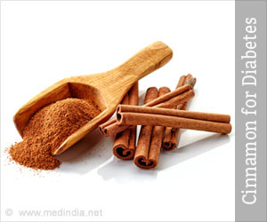 Cinnamon Benefits People With Prediabetes