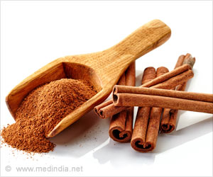 Cinnamon can Help Cool Stomach and Improve Health