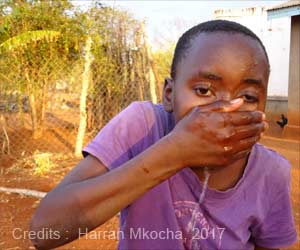 Face Cleanliness Can be Assessed for Trachoma