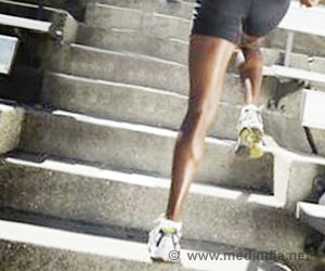Stair Climbing may Reduce Negative Effects of Menopause