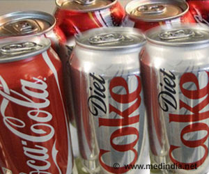 Diet Sodas Don't Really Help to Lose Weight, Instead Watch Your Calorie Intake