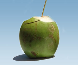 Coconut Water: An Excellent Sports Drink