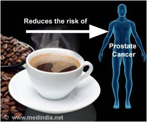 Coffee Consumption Lowers Prostate Cancer Threat