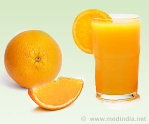 Drinking Orange Juice Daily Reduces Stroke Risk