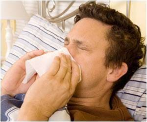 Couch Potatoes Twice At Risk of Catching Colds: Study