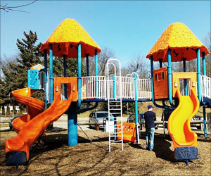 Dangerous Levels Of Lead Found In Paint On Playground Equipment