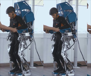 Brain-Machine Interface Helps Paraplegic Patients Walk Again
