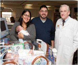 Heart-Lung Machine Saves Life of Infant